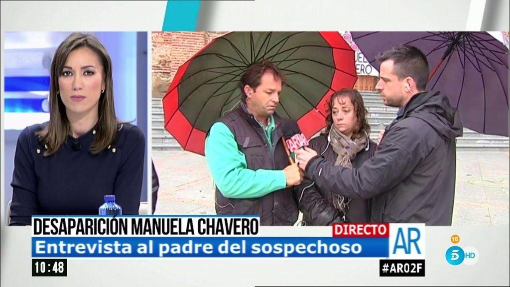 """Hermano de Manuela Chavero: """"No culpamos a nadie, la que investiga es la UCO"""""""