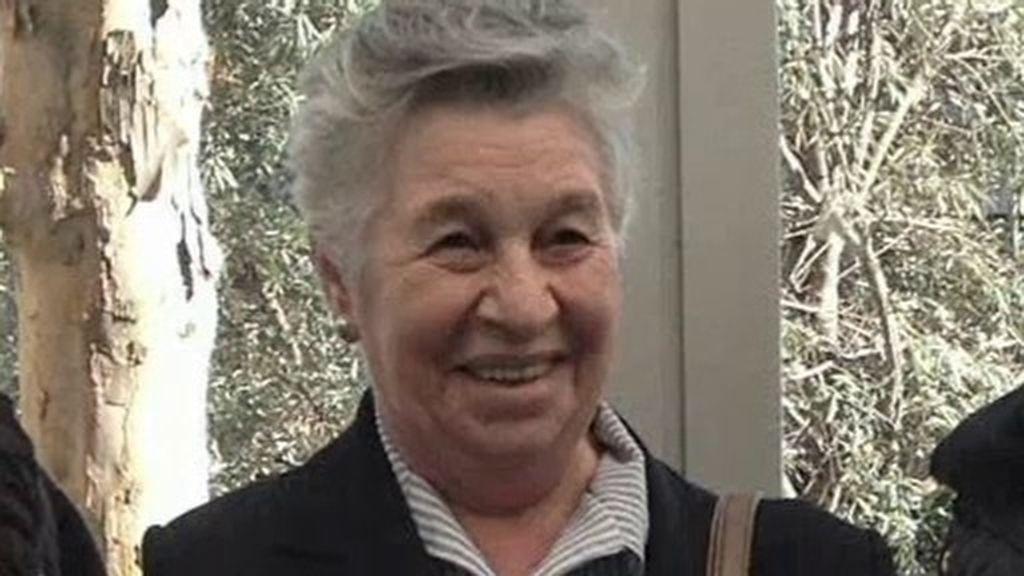 Tras 30 años trabajando como portera en un edificio en Madrid, no puede jubilarse