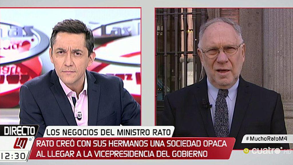 """Ekaizer: """"En el juicio de la financiación del PP de Valencia algunos empresarios han firmado un acuerdo de conformidad para cantar"""""""