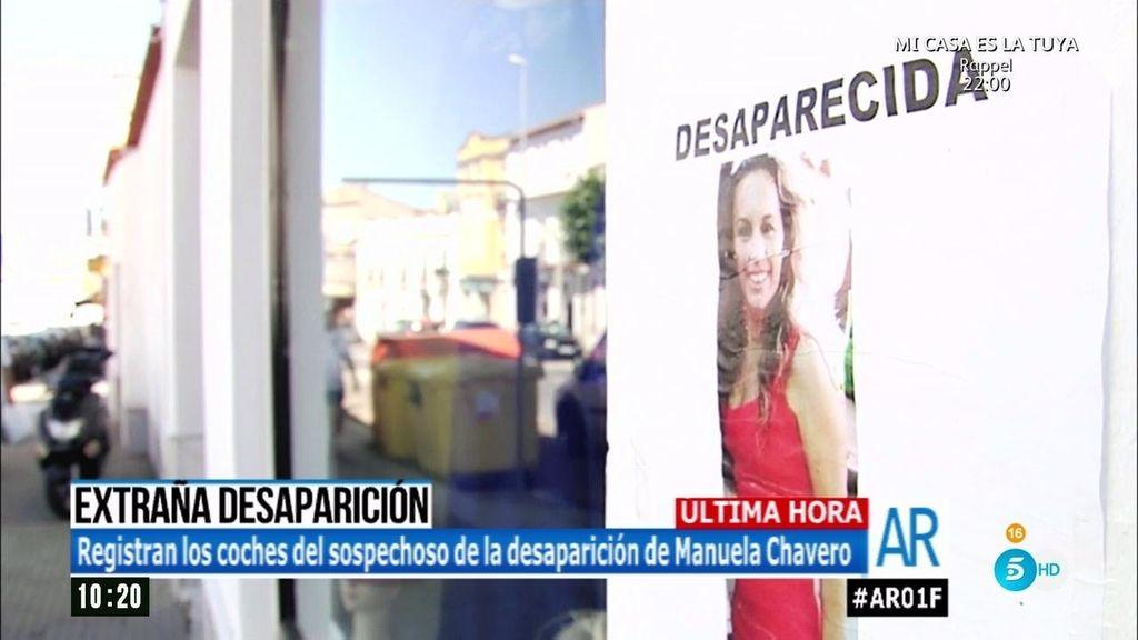 La policía se centra en un sospechoso de la desaparición de Manuela Chavero