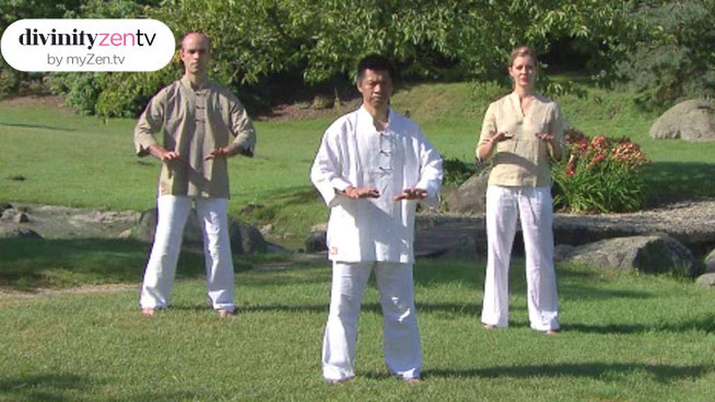 Propósito para Septiembre: ¡Sé zen con estas nociones básicas de Taichi!