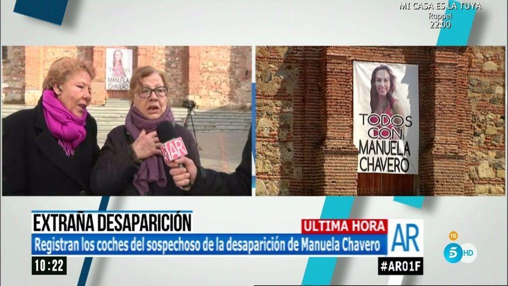 """Tías de Manuela Chavero: """"Creemos que ella conocía a la persona que se la llevó"""""""
