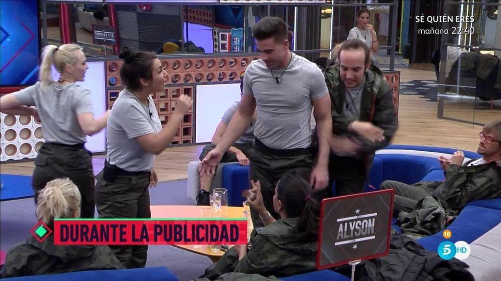 """Elettra pierde los nervios con Aída: """"Eres una perra, vete a tu casa"""""""