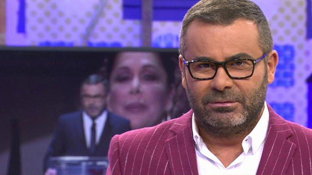"""J.J. Vázquez, de Pantoja: """"Tiene las puertas de mi casa abiertas, las de Mediaset"""""""