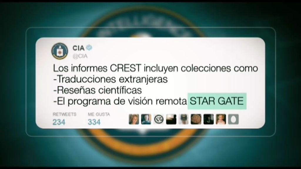 La CIA destapa información sobre casos paranormales que fueron desclasificados
