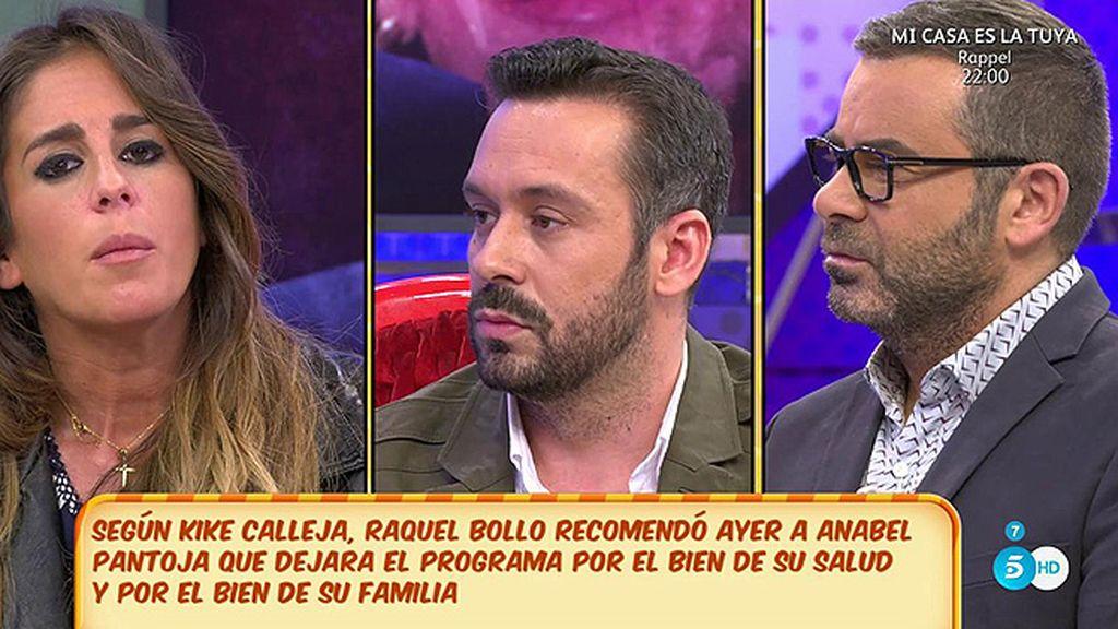 """Kike Calleja, a Anabel: """"Tus primos le han dicho a Pantoja que te dé un ultimátum"""""""