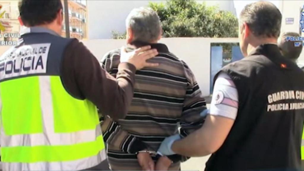 Detenido en Barcelona 'el abuelo pistolero', un atracador… ¡de 71 años!