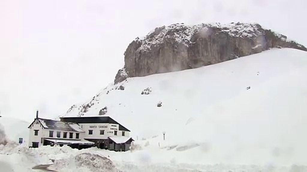 Peligro: Aludes en Los Pirineos