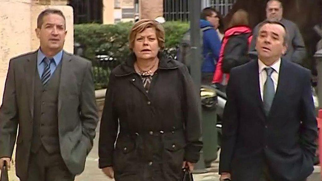 El tribunal acuerda prisión eludible con fianza para Milagrosa Martínez