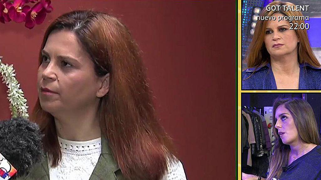 Pepi Valladares cree que Anabel Pantoja es una 'topa' de 'Sálvame'