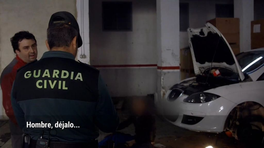 La Guardia Civil afirma que uno de cada cinco talleres que registra es ilegal
