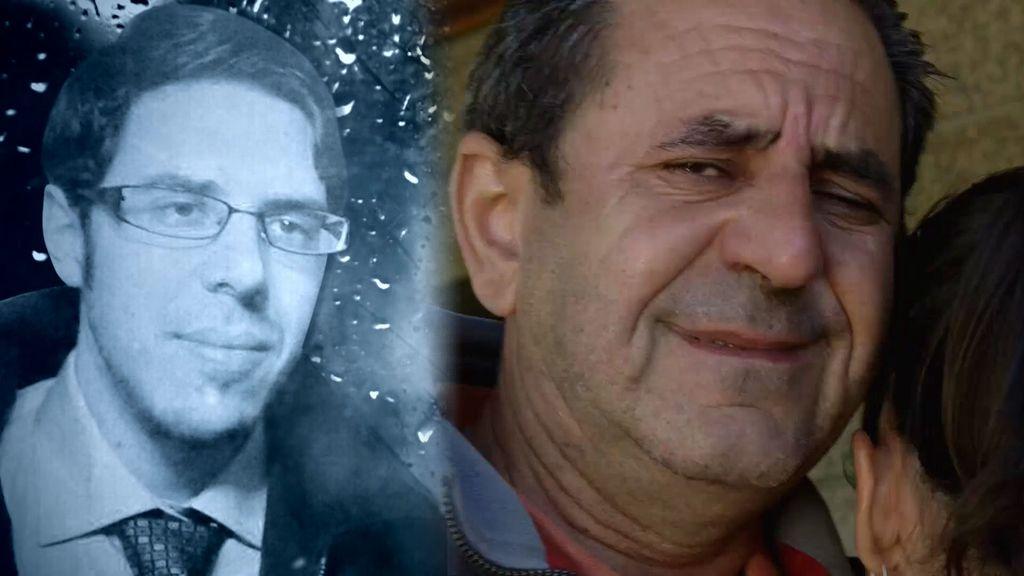 """Juan, padre de desaparecido: """"La vida de mi hijo no vale menos que la de nadie"""""""