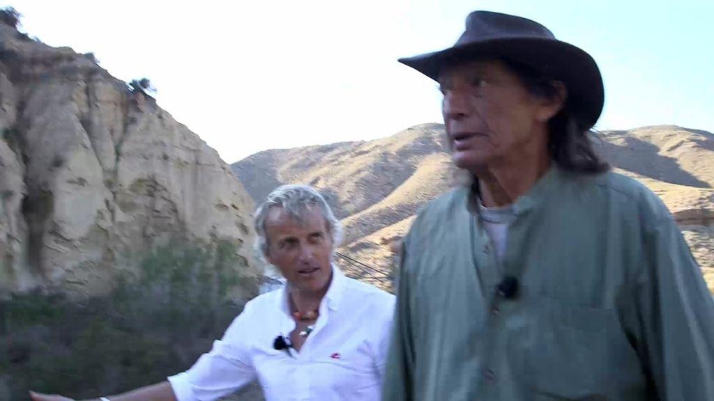"""Calleja, al indio de Tabernas: """"Tienes mierda aquí para un rato"""""""
