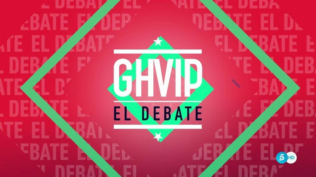 El debate de 'GH VIP' (29/01/2017) HD