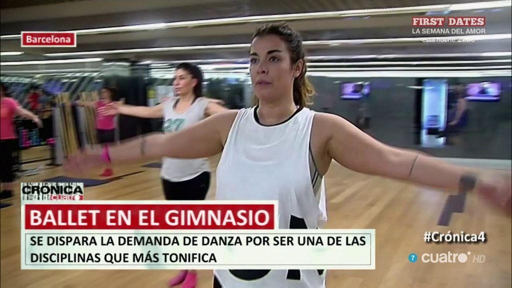 Adelgaza y tonifica: ¡el ballet está de moda!