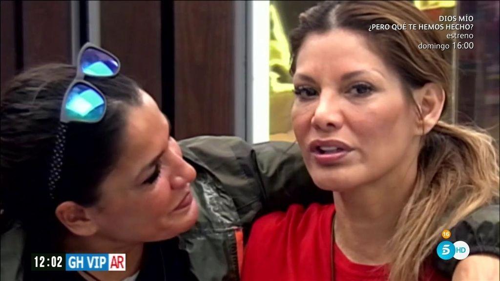 """El mensaje de Ivonne Reyes a Pepe Navarro: """"Algunos ya no valen para la tele"""""""