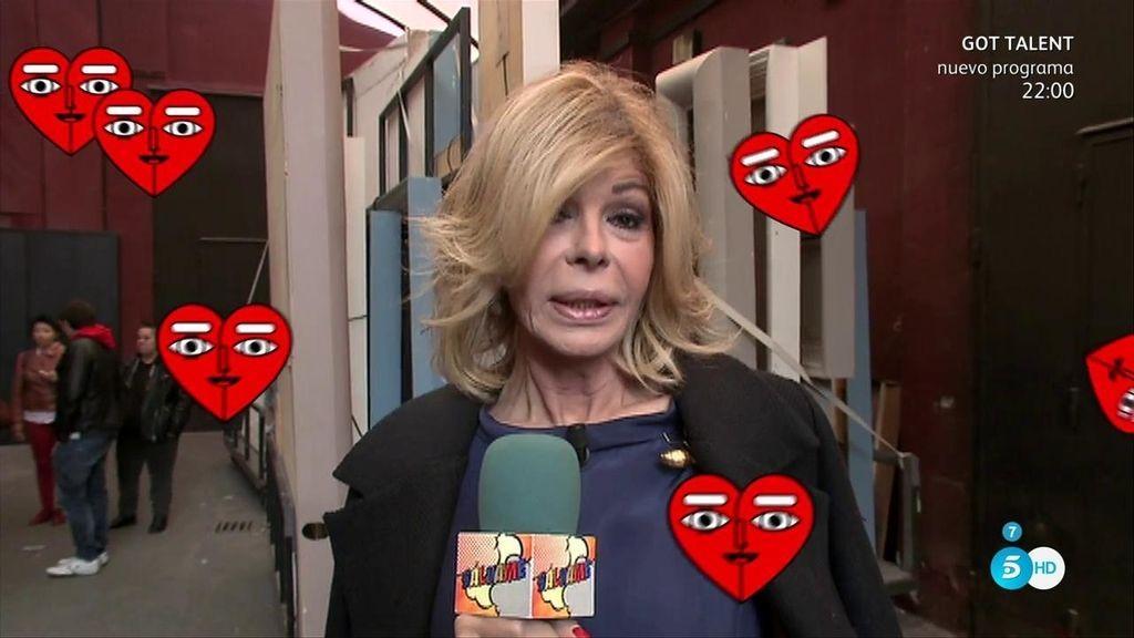 """Bibiana Fernández: """"He hecho todas las locuras por amor"""""""