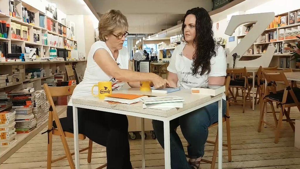 """Laura: """"El cuaderno de Noah' es mi libro de cabecera por cómo trata el Alzheimer"""""""