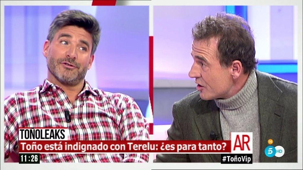 El cómplice secreto de Toño y Alessandro