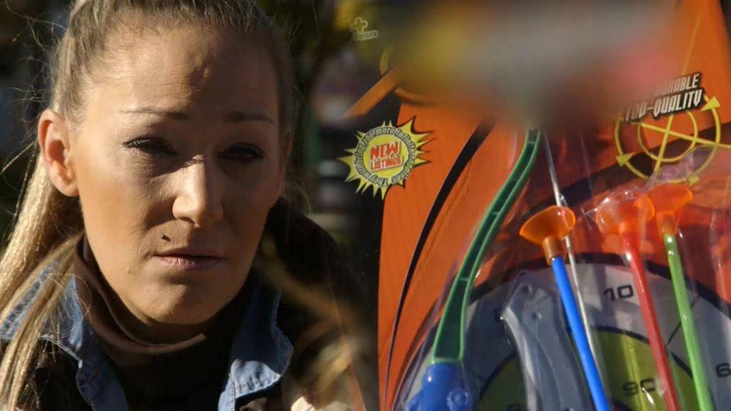 Juguetes peligrosos: Una ventosa provocó la asfixia del hijo de Montse