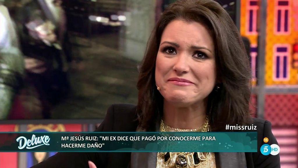 """Mª Jesús Ruiz, rota: """"No voy a consentir más que se me vincule con la prostitución"""""""