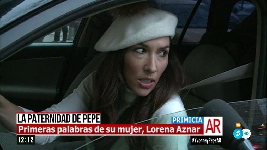 """Lorena Aznar: """"Estoy con Andrea, tiene derecho a una estabilidad emocional"""""""