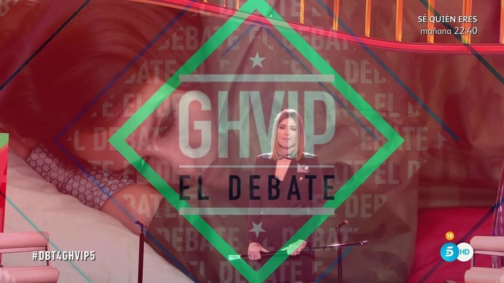 El debate de 'GH VIP' (05/02/2017)