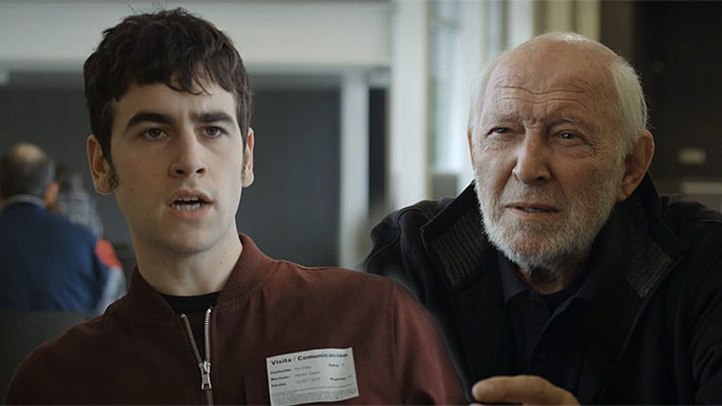 """Pol: """"Mi madre me dijo que cambiaste el testamento y mataste a la abuela"""""""