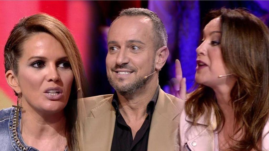 """Lola S, a Víctor Sandoval por llamarla """"muerta de hambre"""": """"Busque mi nombre"""""""