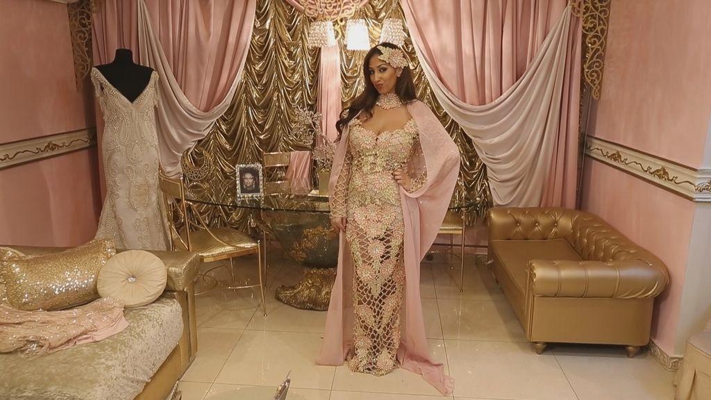 Tiendas de vestidos de fiesta en queens