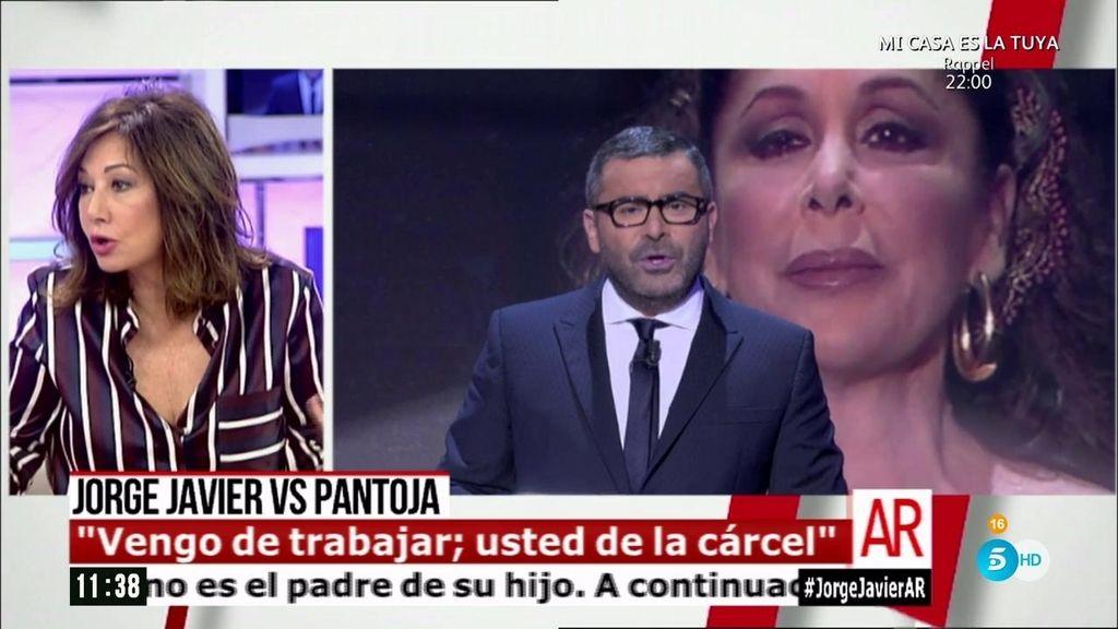 "Ana Rosa explica el origen de la perrita de Pantoja: ""Lo he pagado yo"""