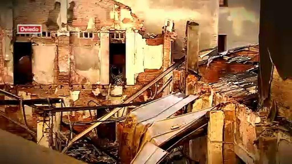 ¿Por qué arden los bazares chinos?