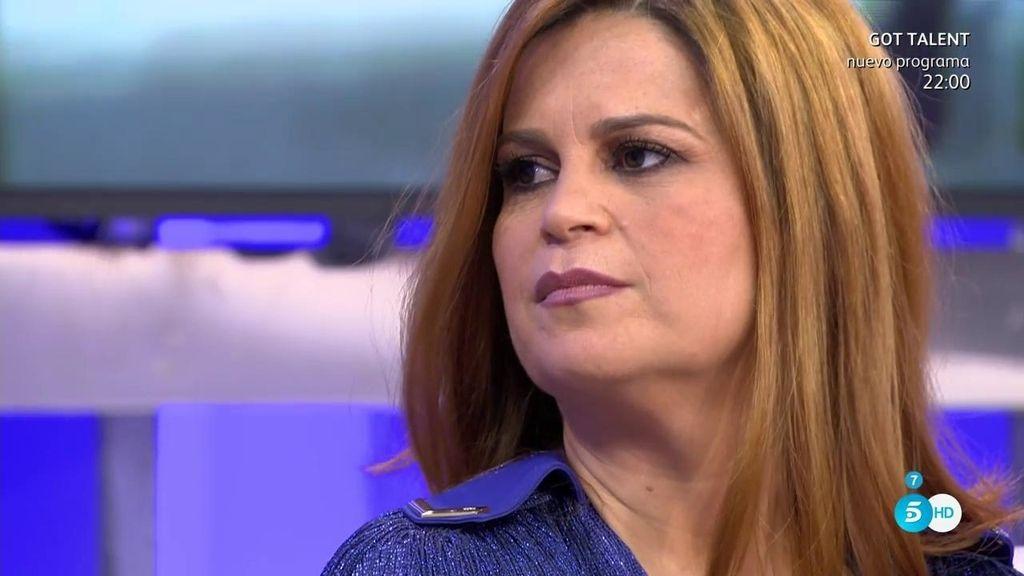"""Pepi Valladares, a Jorge Javier: """"Nunca me creí tu relación con Isabel Pantoja"""""""
