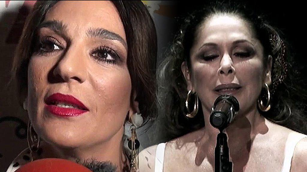 """Raquel Bollo, sobre Pantoja: """"No pinto nada en el concierto cuando la relación es nula"""""""