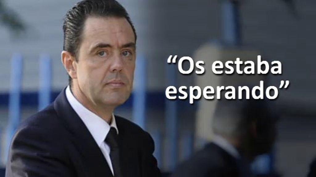 """Miguel López, el yerno del crimen de la CAM: """"Os estaba esperando"""""""