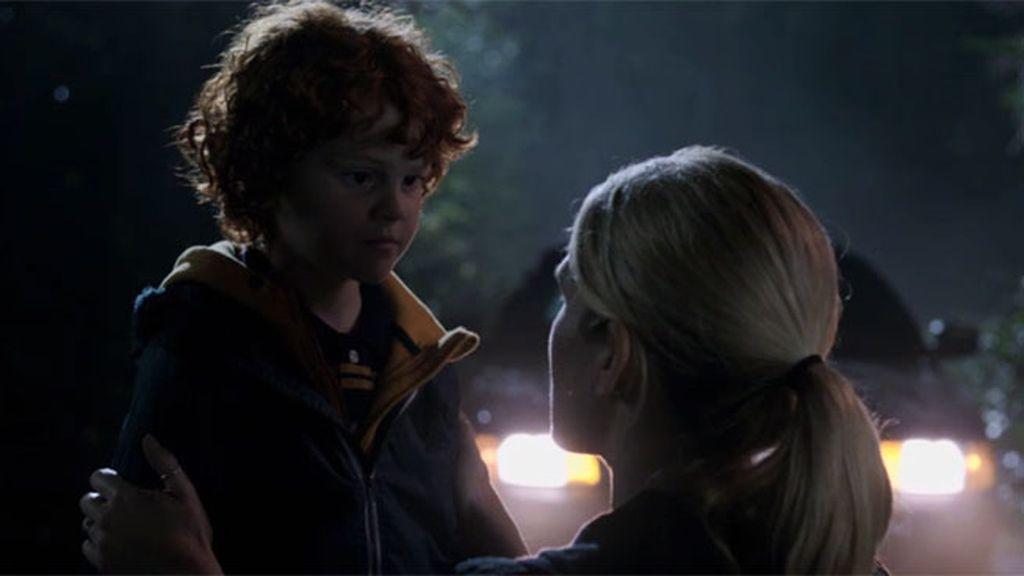 """Henry, a Claire: """"Drill sonaba distinto, enfadado por algo que habéis hecho"""""""