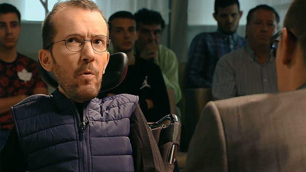 """Pablo Echenique se sincera: """"Yo por estar en Podemos he perdido dinero"""""""