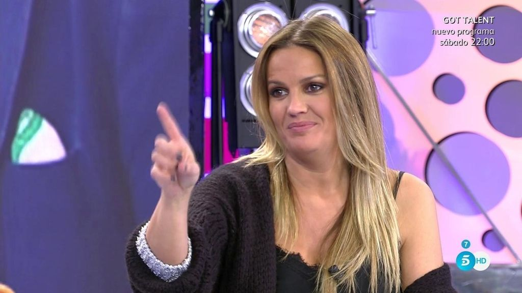 """Marta López, sobre la entrada de Aída en 'GH VIP': """"Está emocionada"""""""