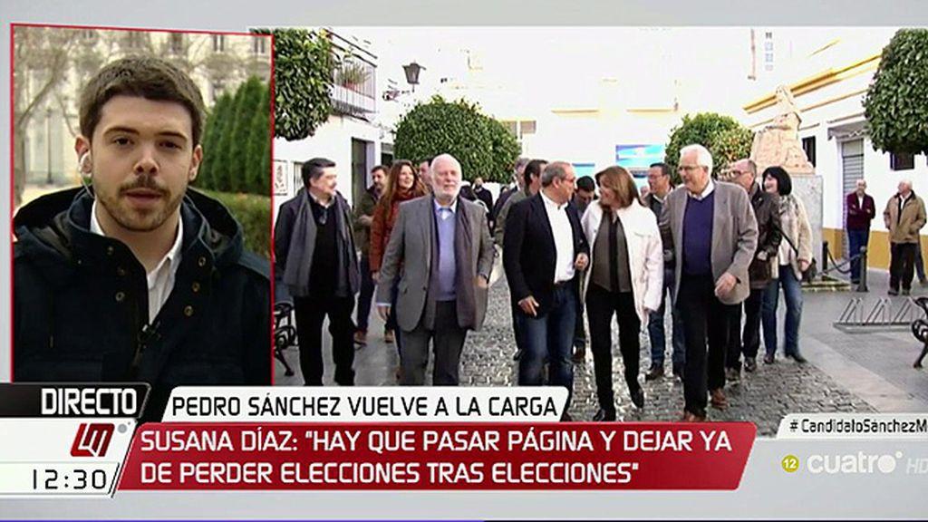 """Nacho Corredor, sobre el PSOE: """"La guionista de esta historia no ha dado el paso para ser protagonista"""""""