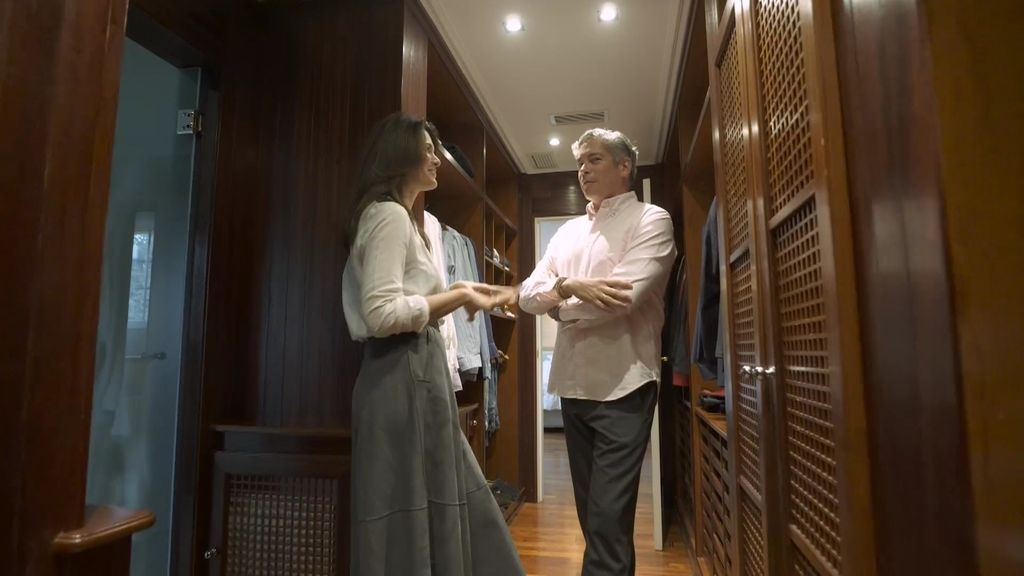 Fabiola le confiesa a Boris qué fue lo que más le impactó de Bertín cuando lo conoció