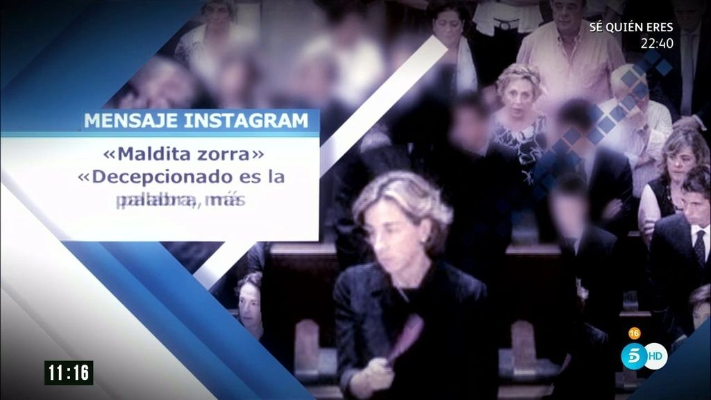 El hijo menor de Miguel López amenazó con degollar a su abuela, según varios testigos