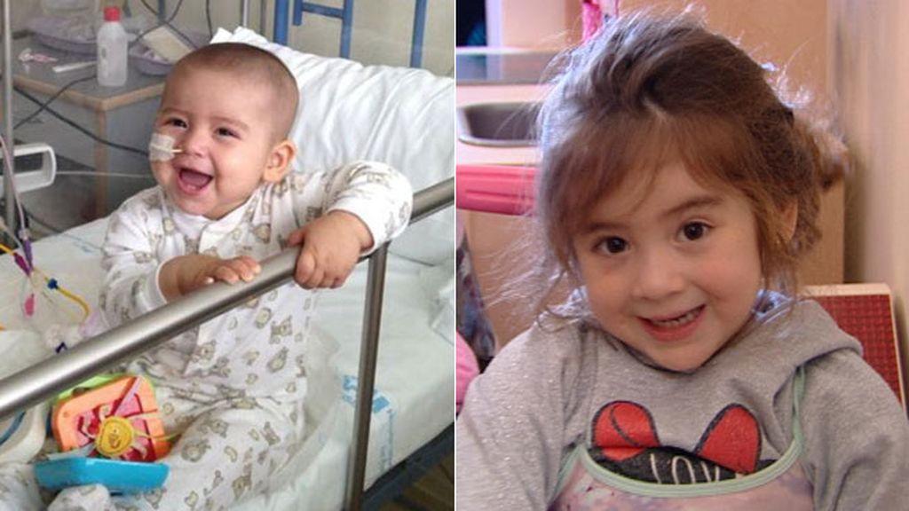 Dos años de lucha y la misma sonrisa: Isabel, una pequeña heroína que venció al cáncer