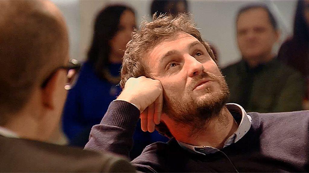 """Raúl Arévalo: """"Esto no se lo he contado nunca a nadie, me da vergüenza…"""""""