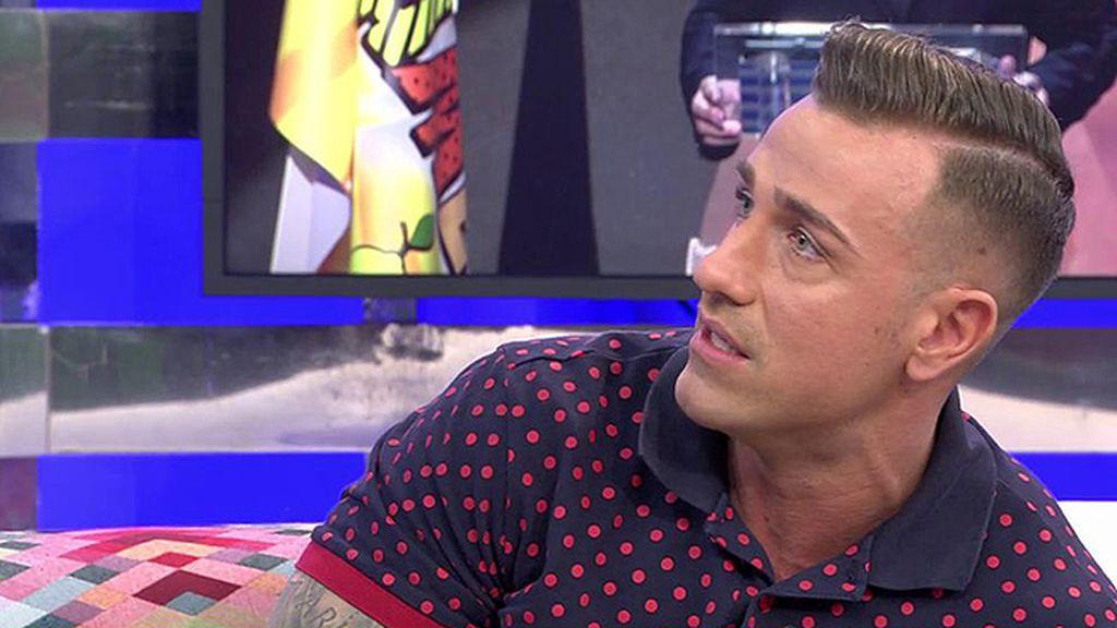 "Rafa Mora: ""Kiko Rivera no me malmete contra 'Sálvame"""