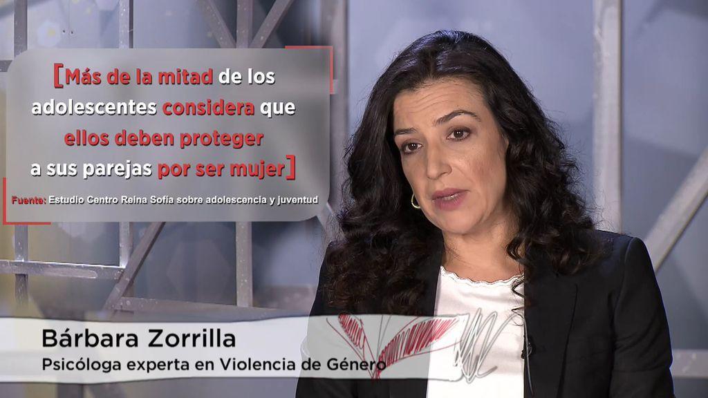 Espiar su móvil, abusar del victimismo y otras medidas de control que sufrió Alba