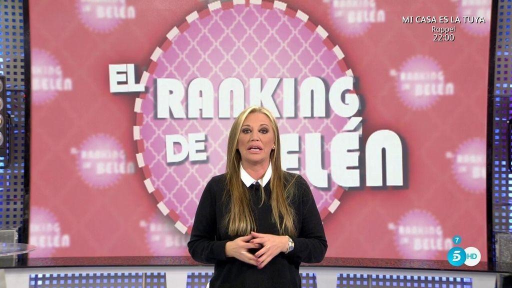 "El ranking de Belén presenta: ""La amistad entre Jorge Javier e Isabel Pantoja"""