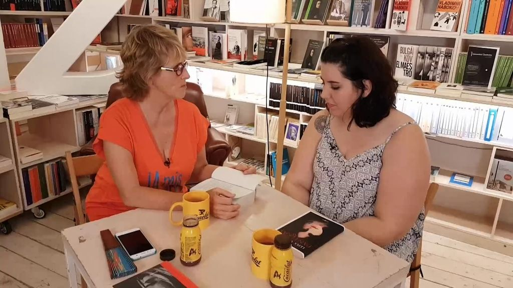 """Sheila Pérez: """"Leo una media de 7 a 8 libros por semana, tengo mucha facilidad"""""""
