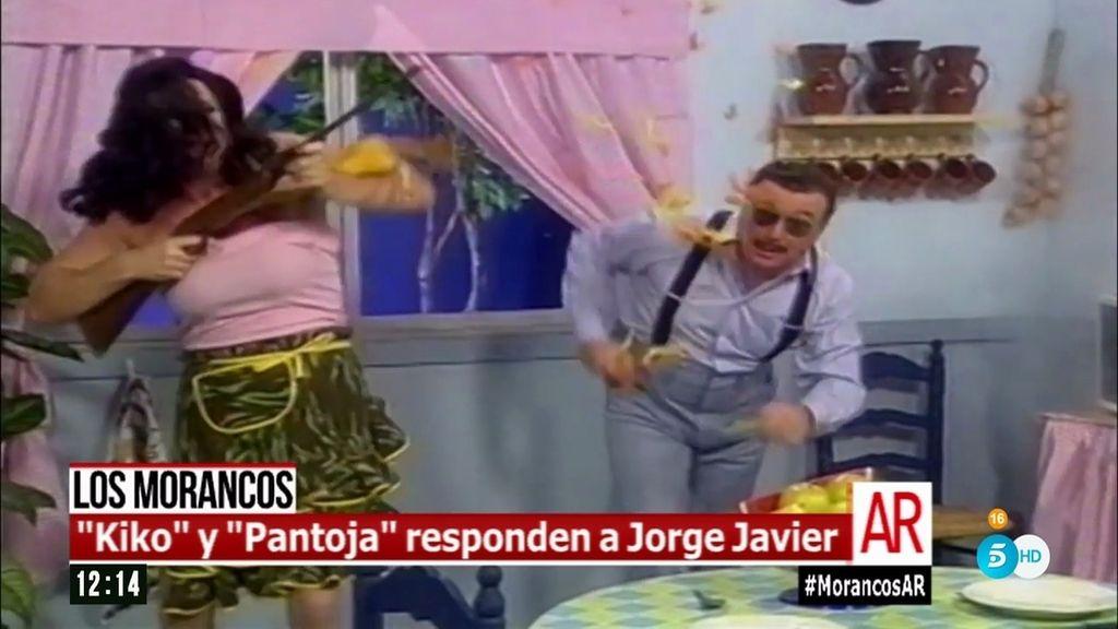 """""""Kiko"""" y """"Pantoja"""" responden a Jorge Javier en 'El programa de Ana Rosa'"""