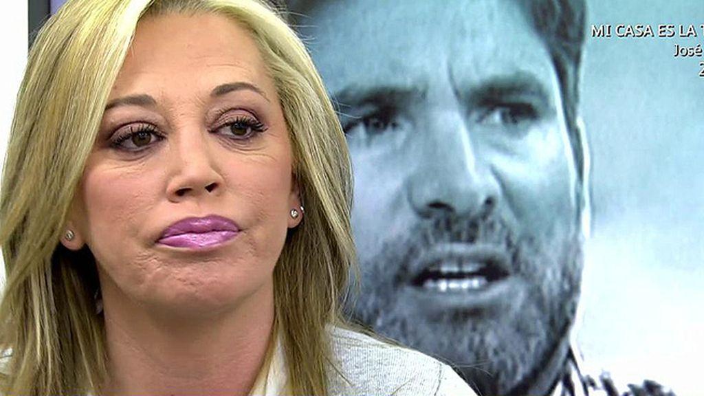 """Belén Esteban, de Toño Sanchís: """"No quiero dar pena, he contado mi vida y él se ha beneficiado durante 9 años"""""""