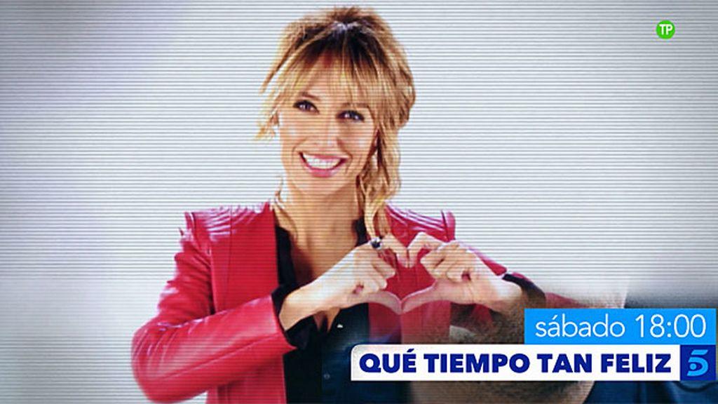 Emma García, Coronado y Javier Cámara, el sábado a las 18.00 horas, en '¡QTTF!'